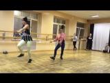 МК  по dancehall от Марии Козловой в Ярославле